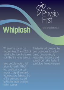 PhysioFirstWhiplash8ppwebdownload